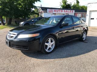 Used 2005 Acura TL w/Navigation Pkg/AS IS SPECIAL/Automatic/Leather for sale in Scarborough, ON