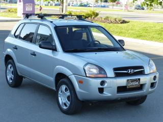 Used 2009 Hyundai Tucson HEATED SEATS, AUTO START, NO-ACCIDENTS, LOW KMS, for sale in Mississauga, ON