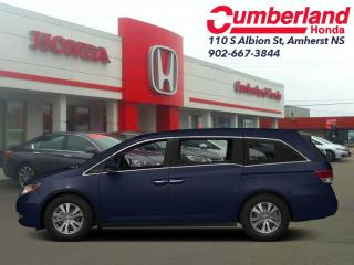 Used 2015 Honda Odyssey EX-L W/NAVI  - Low Mileage for sale in Amherst, NS