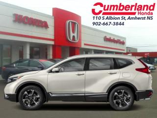 New 2019 Honda CR-V Touring AWD  - Sunroof -  Navigation for sale in Amherst, NS