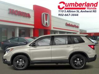 New 2019 Honda Passport Sport AWD  - Sunroof -  Heated Seats for sale in Amherst, NS