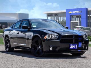 Used 2011 Dodge Charger BLACK for sale in Markham, ON
