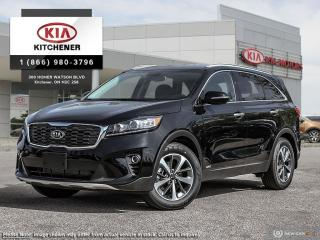 New 2019 Kia Sorento EX for sale in Kitchener, ON