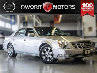 Used 2010 Cadillac DTS LEATHER MASSAGE | SUNROOF | BLUETOOTH for sale in North York, ON