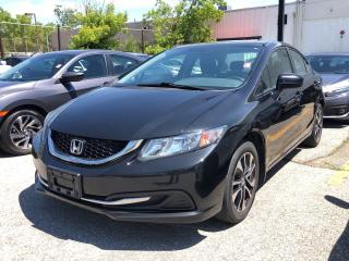 Used 2015 Honda Civic EX, one owner, clean carproof report for sale in Toronto, ON