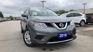 Used 2016 Nissan Rogue S 2.5l Fwd Reverse Camera for sale in Midland, ON