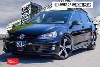 Used 2015 Volkswagen GTI 5-Dr 2.0T Autobahn 6sp 3 DAY Sales Event ON NOW No for sale in Thornhill, ON