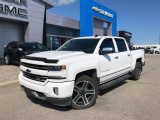 Used 2018 Chevrolet Silverado 1500 LTZ for sale in Barrie, ON