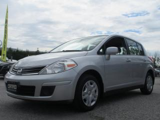 Used 2011 Nissan Versa 5dr HB I4 1.8 for sale in Newmarket, ON