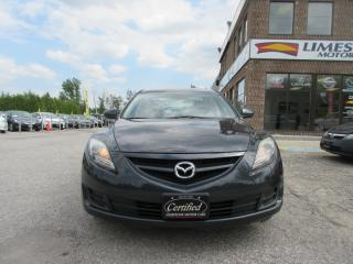 Used 2012 Mazda MAZDA6 GS AUTO / POWER MOON ROOF for sale in Newmarket, ON