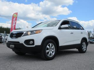 Used 2013 Kia Sorento LX / ONE OWNER for sale in Newmarket, ON