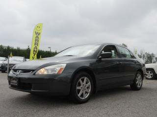 Used 2004 Honda Accord EX-L V6 Auto for sale in Newmarket, ON