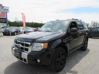 Used 2010 Ford Escape 4WD  Limited for sale in Newmarket, ON