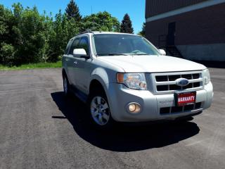 Used 2008 Ford Escape 4WD 4dr V6 Limited for sale in Mississauga, ON