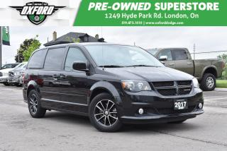Used 2017 Dodge Grand Caravan GT for sale in London, ON