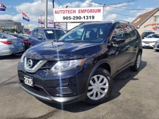 Used 2015 Nissan Rogue S AWD Backup Camera/All Power/Bluetooth&GPS* for sale in Mississauga, ON
