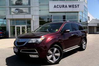 Used 2013 Acura MDX Technology Package ONLY 89262kms for sale in London, ON