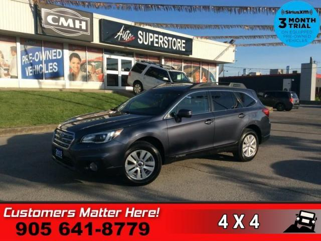 2015 Subaru Outback 2.5i Touring  AWD ROOF CAM HS P/GATE BT