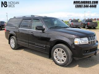 Used 2013 Lincoln Navigator L for sale in Paradise Hill, SK