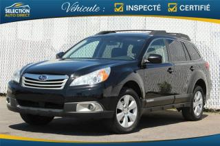 Used 2012 Subaru Outback 5DR WGN CVT 2.5I for sale in Ste-Rose, QC