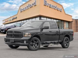 Used 2018 RAM 1500 Express  - Aluminum Wheels -  Fog Lamps - $216.35 B/W for sale in Brantford, ON