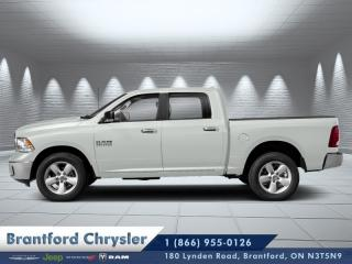 New 2019 RAM 1500 Classic Warlock  - Navigation -  Uconnect - $294.97 B/W for sale in Brantford, ON