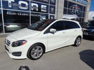 Used 2016 Mercedes-Benz B-Class B250 4MATIC.SPORT TOURER.NAVIGATION.PANO.ROOF. for sale in Etobicoke, ON