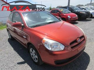 Used 2009 Hyundai Accent L for sale in Beauport, QC
