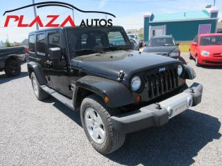Used 2012 Jeep Wrangler Sahara for sale in Beauport, QC