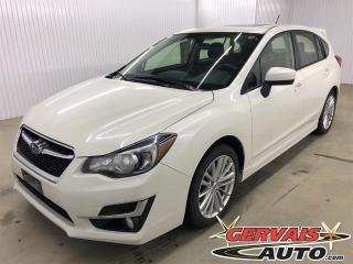 Used 2016 Subaru Impreza Sport AWD Hatchback Toit Ouvrant MAGS Bluetooth for sale in Shawinigan, QC