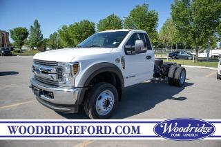 New 2019 Ford F-550 Chassis XLT for sale in Calgary, AB
