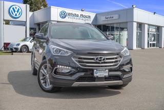 Used 2017 Hyundai Santa Fe Sport 2.0T Ultimate *LEATHER* *HUGE SUNROOF* *LOADED* for sale in Surrey, BC