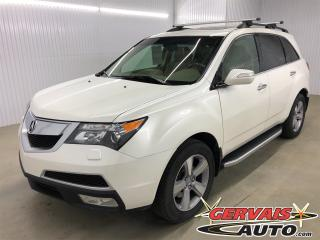 Used 2013 Acura MDX Tech. Awd Gps Tv/dvd for sale in Trois-Rivières, QC