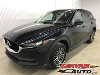 Used 2017 Mazda CX-5 Gs Awd Cuir/suède for sale in Trois-Rivières, QC