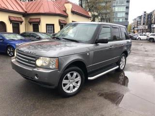 Used 2007 Land Rover Range Rover HSE for sale in Ottawa, ON