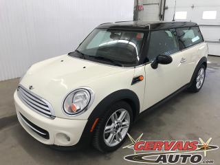Used 2014 MINI Cooper CLUBMAN for sale in Trois-Rivières, QC