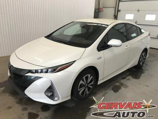 Used 2017 Toyota Prius Prime Tech. Gps Cuir for sale in Trois-Rivières, QC