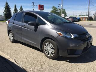 Used 2017 Honda Fit LX Sold Pending Customer Pick Up...Reverse Assist Camera, Bluetooth and More! for sale in Waterloo, ON
