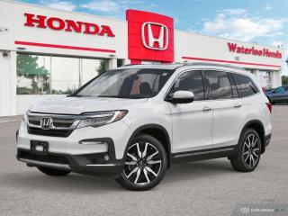 Used 2019 Honda Pilot Touring Sold Pending Customer Pick Up...Demonstrator! Bluetooth, Back Up Camera, Navigation, and More! for sale in Waterloo, ON