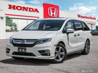Used 2019 Honda Odyssey EX-L Sold Pending Customer Pick Up...Waterloo Honda Shuttle, Clearance Price! for sale in Waterloo, ON
