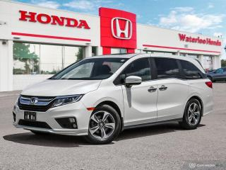 Used 2019 Honda Odyssey EX Waterloo Honda Shuttle, Clearance Price! for sale in Waterloo, ON