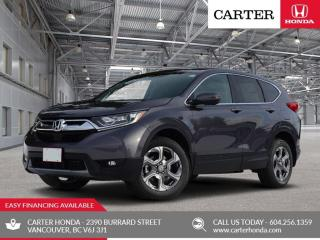 New 2019 Honda CR-V EX for sale in Vancouver, BC