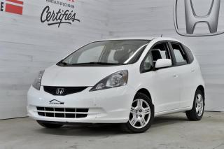 Used 2014 Honda Fit LX for sale in Blainville, QC