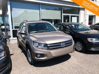 Used 2015 Volkswagen Tiguan SE 4MOTION + TOIT for sale in Québec, QC