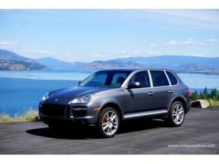 Used 2008 Porsche Cayenne TUROBO for sale in Vancouver, BC