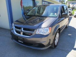 Used 2017 Dodge Grand Caravan FAMILY MOVING SE MODEL 7 PASSENGER 3.6L - V6.. REAR STOW-N-GO.. CD/AUX INPUT.. ECON-BOOST PACKAGE.. for sale in Bradford, ON