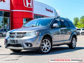 Used 2013 Dodge Journey SXT for sale in Milton, ON