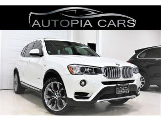 Used 2016 BMW X3 AWD 4dr xDrive28i for sale in North York, ON