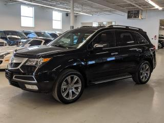 Used 2013 Acura MDX AWD 4dr Elite Pkg for sale in Toronto, ON