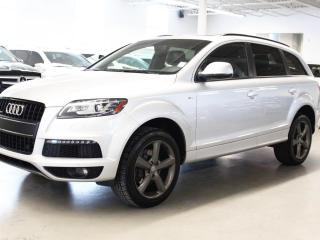 Used 2015 Audi Q7 quattro 4dr 3.0L TDI Vorsprung Edition for sale in Toronto, ON